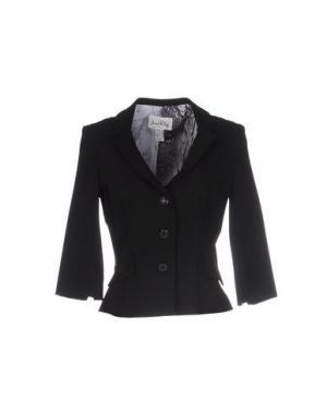 Пиджак JOSEPH RIBKOFF. Цвет: черный