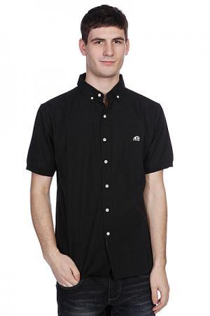 Рубашка  Poplin Off Black Enjoi. Цвет: черный