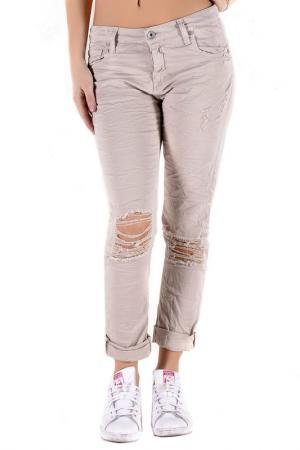 Pants 525. Цвет: beige