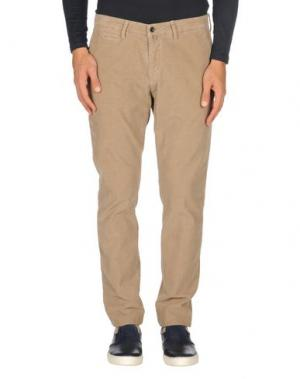 Повседневные брюки BRIGLIA 1949. Цвет: песочный