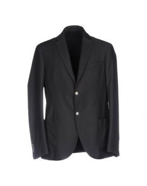 Пиджак FUTURO. Цвет: черный