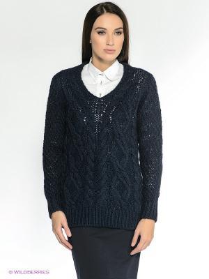 Пуловер Lisa Campione. Цвет: темно-синий