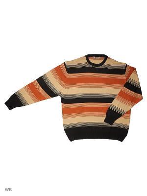 Джемпер TADDY Q. Цвет: черный, оранжевый