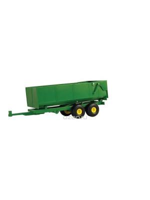 Big Farm Bulk Tipping Trailer (green) TOMY.. Цвет: белый