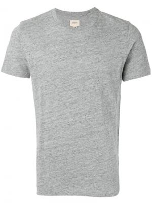 Crew neck T-shirt Bellerose. Цвет: серый