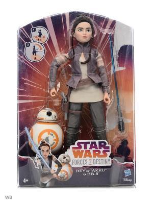 Игровой набор модная кукла Звездные войны с дроидом Star Wars. Цвет: серый