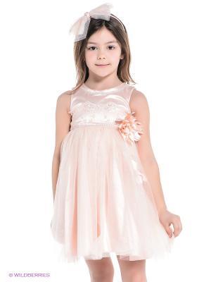 Платье Baby Rose. Цвет: розовый
