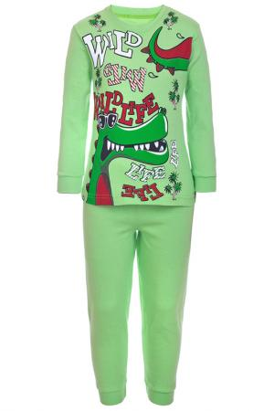 Пижама M&D. Цвет: салатовый
