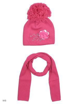 Комплект MARIELA. Цвет: розовый