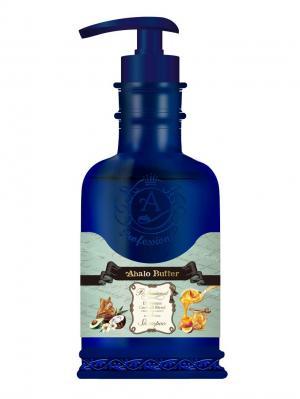 Шампунь профессиональный  для премиального ухода и глубокого восстановления волос, 500 мл AHALO BUTTER. Цвет: синий