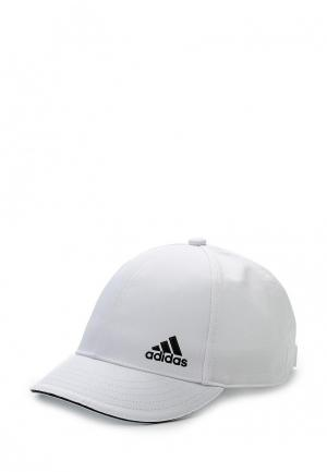 Бейсболка adidas Performance. Цвет: белый