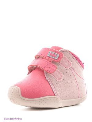 Ботинки Bibi. Цвет: розовый