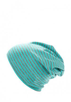 Шапка Modis. Цвет: зеленый