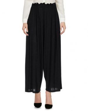 Повседневные брюки CORINNA CAON. Цвет: стальной серый