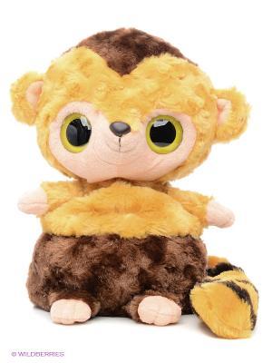 Игрушка-грелка Юху и его друзья - Руди Warmies. Цвет: желтый, коричневый