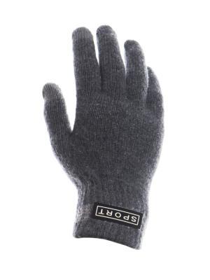 Перчатки мужские Cascatto. Цвет: серый