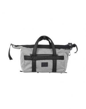 Дорожная сумка PINQPONQ. Цвет: белый