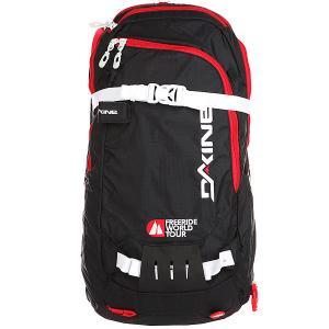 Сумка спортивная  Abs Vario Cover 25 L Freeride World Tour Dakine. Цвет: черный,красный,белый