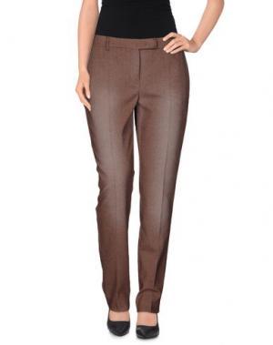 Повседневные брюки TOY G.. Цвет: какао