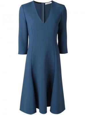 Платье Cool Content Dorothee Schumacher. Цвет: синий