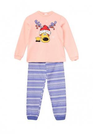 Пижама Свiтанак. Цвет: синий
