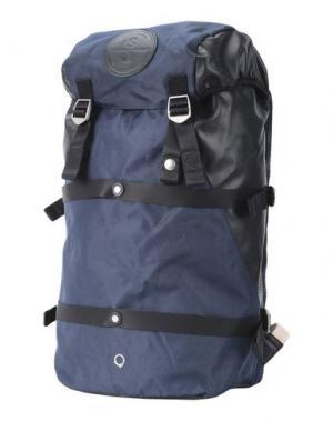 Рюкзаки и сумки на пояс STIGHLORGAN. Цвет: темно-синий