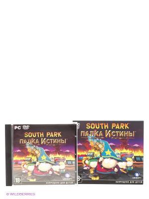 South Park: Палка Истины. Русские субтитры PC-DVD (Jewel) НД плэй. Цвет: черный, зеленый, красный