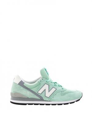 Кроссовки 996 New Balance. Цвет: мятный