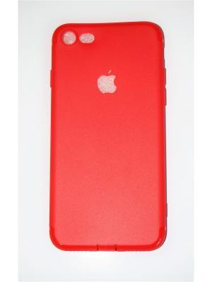 Чехол для iPhone 7 JD.ZARZIS. Цвет: красный