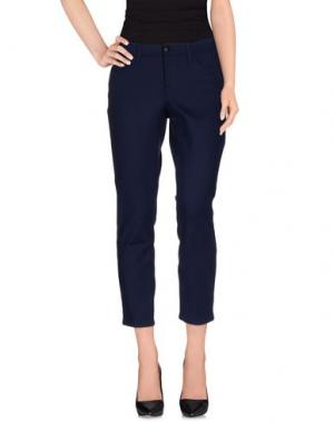 Повседневные брюки CAMBIO. Цвет: темно-синий