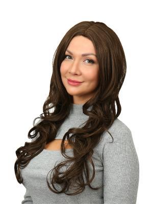 Парик женский Amaliya VIP-PARIK. Цвет: коричневый