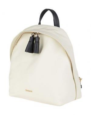 Рюкзаки и сумки на пояс POLLINI. Цвет: слоновая кость