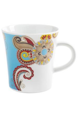 Чашка для чая, набор 4 шт KAHLA. Цвет: белый