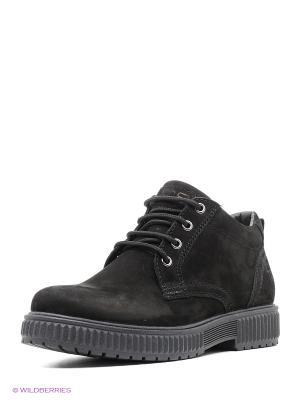 Ботинки HCS. Цвет: черный