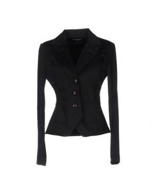 Пиджак DATCH. Цвет: черный