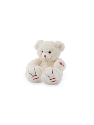 Серия Руж - Мишка маленький Kaloo. Цвет: кремовый