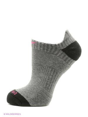 Носки 3PPK WOMENS DRI FIT GRAPHIC 2 Nike. Цвет: розовый, серый, черный