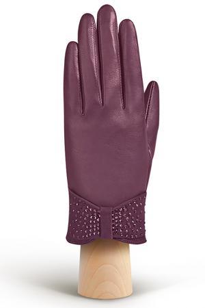 Перчатки Eleganzza. Цвет: лиловый