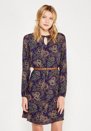 Платье adL. Цвет: фиолетовый