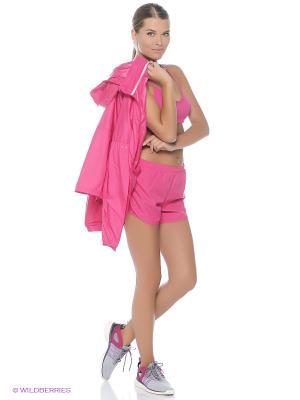 Шорты MODERN EMBOSSED TEMPO (SP15) Nike. Цвет: розовый