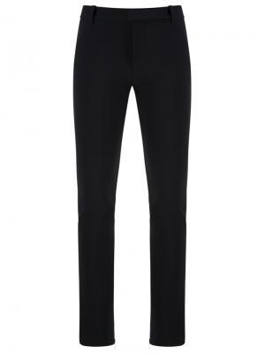 Slim fit trousers Gloria Coelho. Цвет: чёрный