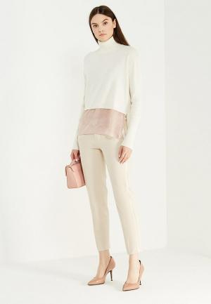 Водолазка Liu Jo Jeans. Цвет: белый