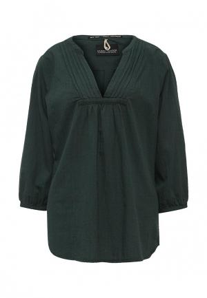Блуза Scotch&Soda. Цвет: зеленый
