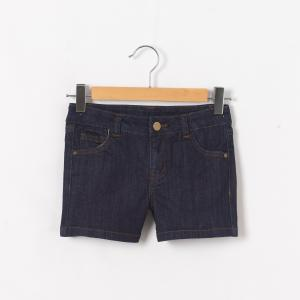 Шорты джинсовые 3-12 лет R essentiel. Цвет: синий,темно-синий