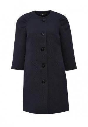 Пальто adL. Цвет: синий
