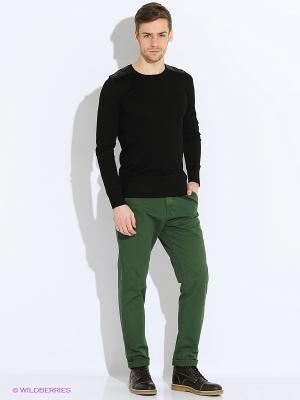 Пуловер Terance Kole. Цвет: черный