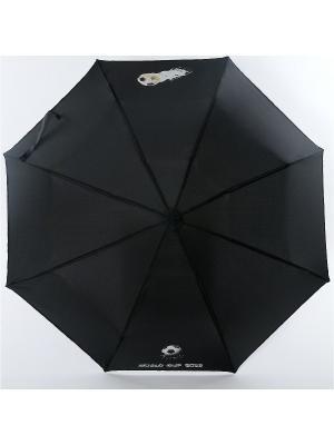 Зонт ArtRain. Цвет: черный