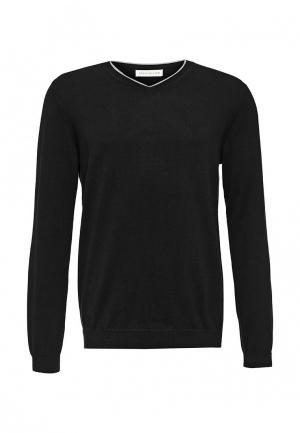 Пуловер Harris Wilson. Цвет: черный
