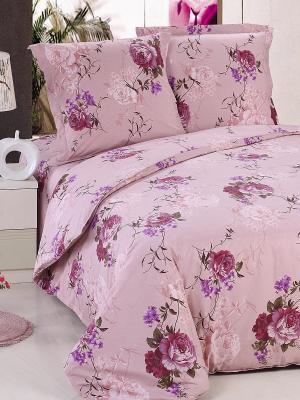 Постельное белье Amore Mio. Цвет: розовый