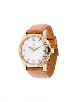 Аналоговые наручные часы Seamaster Omega. Цвет: белый